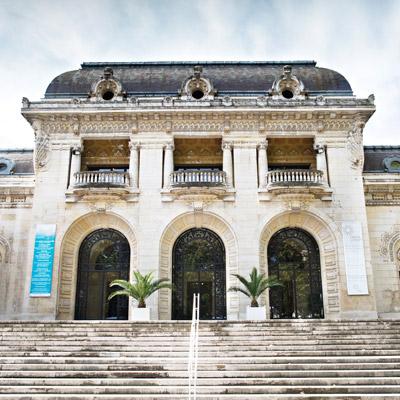 Opéra-théâtre et grand casino de Vichy